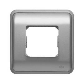 Marco 2 elementos estrechos plata BJC Rehabitat 16662-PL