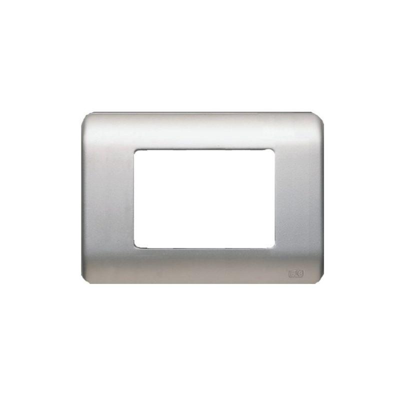 Por Marca BJC Marco 3 elementos estrechos plata BJC Rehabitat 16653-PL - reemplazo Lineal
