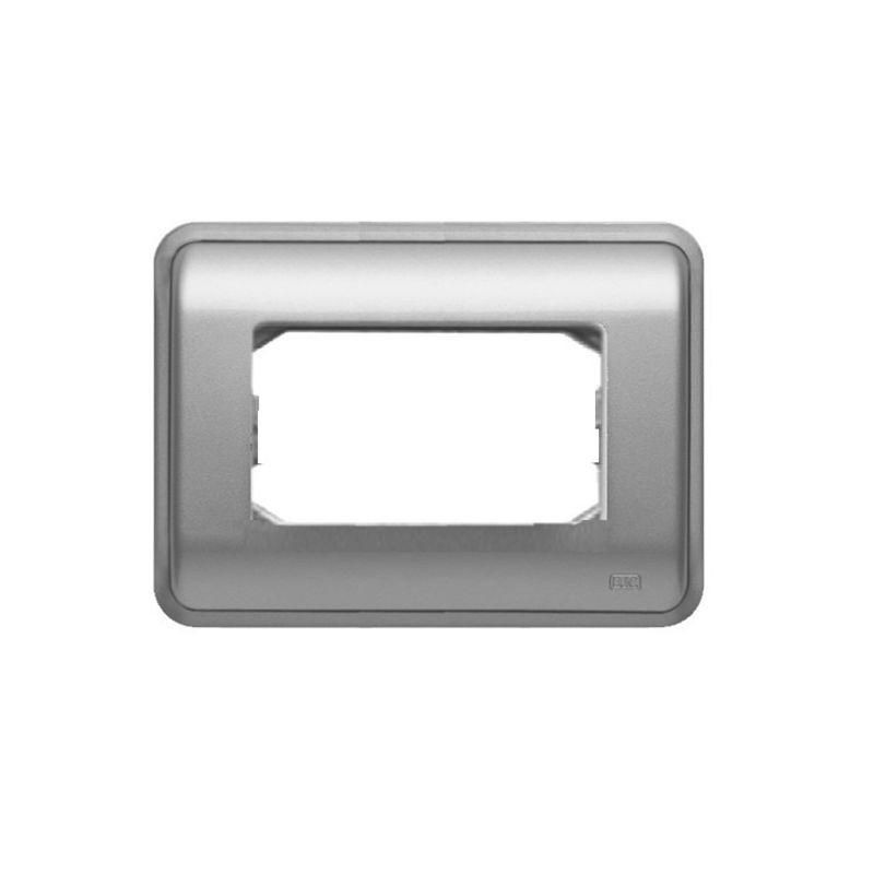 Por Marca BJC Marco 3 elementos estrechos plata BJC Rehabitat 16663-PL - reemplazo Estrella