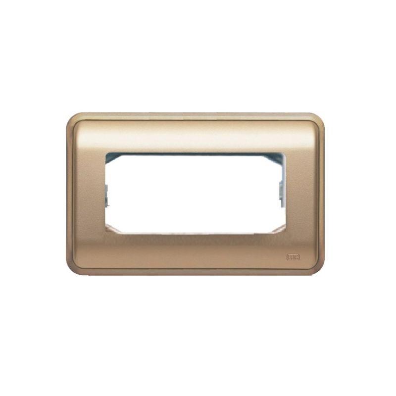Por Marca BJC Marco 4 elementos estrechos dorado BJC Rehabitat 16664-DR - reemplazo Estrella