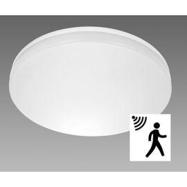 Plafón Led de superficie con sensor proximidad 18W 3000K Ø280 modelo Pastilla de Disano