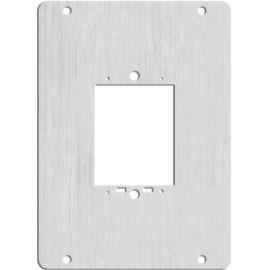 Marco de sustitución en aluminio para Serie Nexa 1 Vivienda N611/AL Ref: 11880620