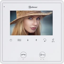 """Monitor Golmar Vesta 2 SE 4,3"""" Manos Libres GB2-B 2 hilos"""