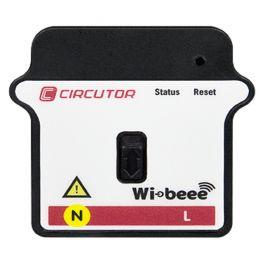 Analizador de consumo monofásico wifi Circutor Wibee M57010