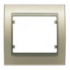 Marco 1 elemento dorado malta BJC Mega 22001-DM