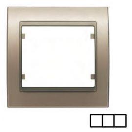 Marco 3 elementos bronce niebla BJC Mega 22003-BN