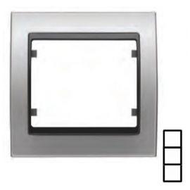 Marco 3 elementos aluminio BJC Mega 22103-AG