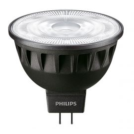 Bombilla LED regulable 12V GU5.3 6,5W 2700K 60º Philips ExpertColor