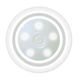 Detector movimiento con luz led sin instalación Spotmat LED Orbis OB135512