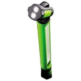 LUCECO LUCECO Lámpara de trabajo recargable con USB 10W 1000lm LILW100U65-EU