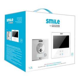 Kit de videoportero Smile Touch de 1 vivienda VDS color 7'' 5074 Fermax