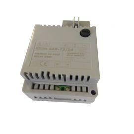 Unidad de Relé Golmar SAR-12/24 VDC Contacto Secos 11291012