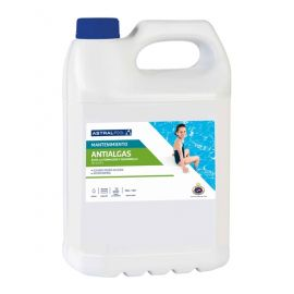 Tratamiento antialgas para mantenimiento piscinas. 5 L. AstralPool 11417