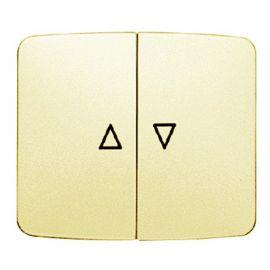 Tecla persiana blanco marfil Niessen Arco 8244 BM