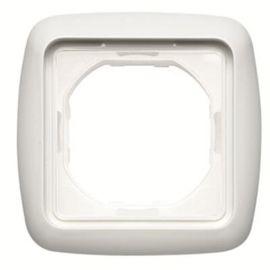 Marco 1 elemento IP44 Niessen Arco color blanco alpino 8771 BA
