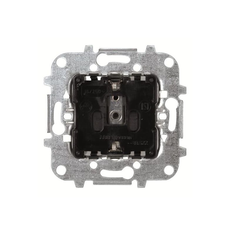 Interruptores y Enchufes por marca ABB NIESSEN Base de enchufe schuko Niessen 8188 Sky Olas Arco y Tacto
