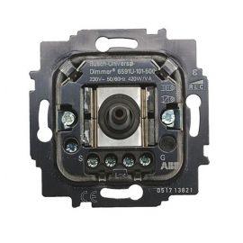 Regulador intensidad giratorio 400W/VA Niessen 8160.5 Sky, Olas, Tacto y Arco