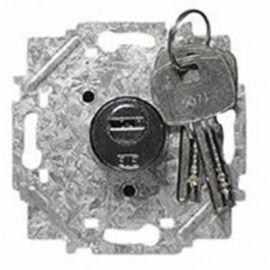 Interruptor-conmutador llave 2 posiciones Niessen 8153 Sky y Arco