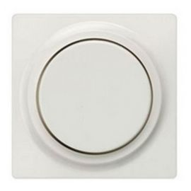 Tapa y botón para regulador blanco polar Siemens Delta Miro 5TC8900-0WH