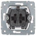 Conmutador doble 10AX 250v Legrand Galea Life 775808