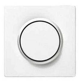 Tapa botón para regulador blanco polar Siemens Delta Style 5TC8912-0WH