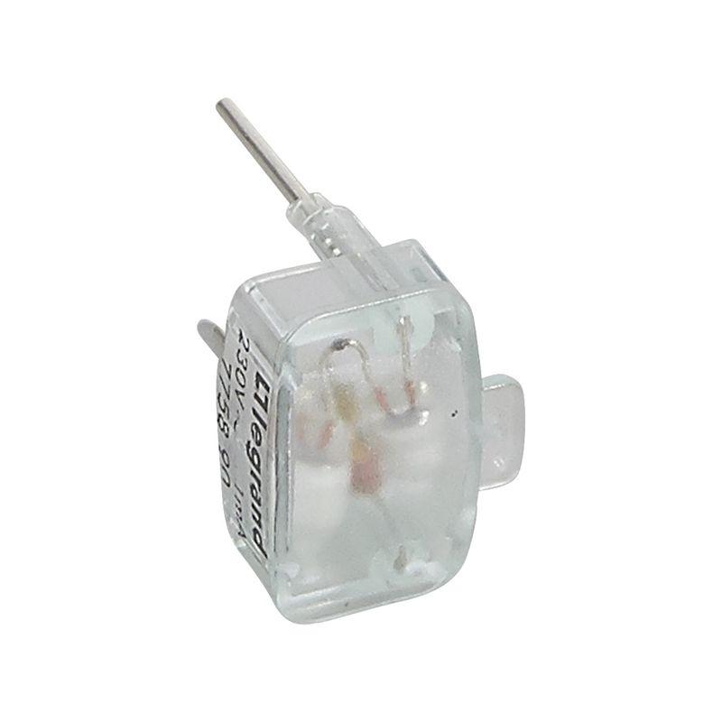 Interruptores y Enchufes por marca LEGRAND Lampara de recambio neón verde 1 mA Legrand Galea Life 775890