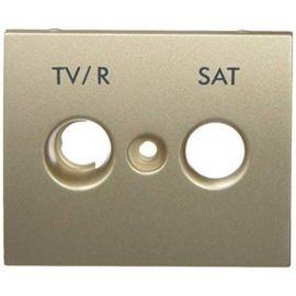 Tapa toma TV/R - SAT titanio Legrand Galea Life 771480