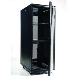 "Armario rack 19"" 32U Monolyth SH6632 600X600 puerta cristal"