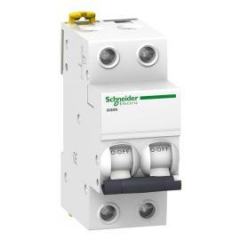 Magnetotérmico 2P 6A IK60N Schneider A9K17206