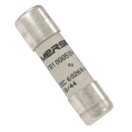 Fusible cilíndrico cerámico 10x38mm 32A sin indicador Mersen A214107J