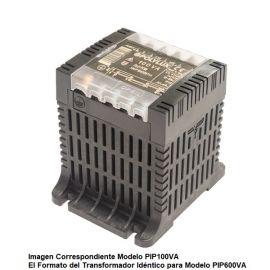 PIP600 VA Transformador Monofásico para focos de Piscina Polylux
