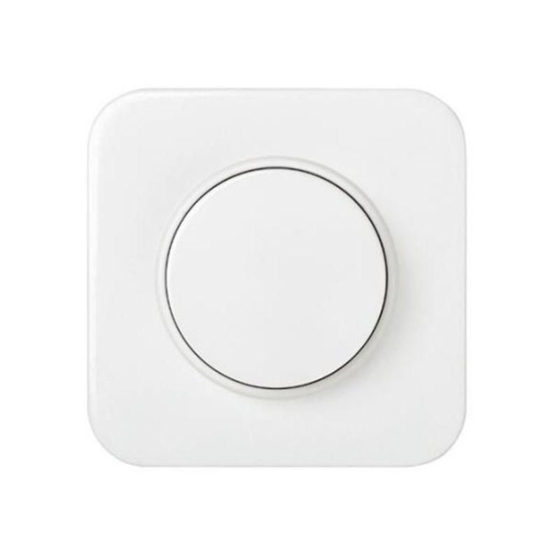 SIMON SIMON Tapa boton regulador electrónico blanco nieve Simon 31 Ref. 31054-30