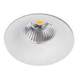 Aro led Luxo blanco 12W 4000K de Kohl Lighting K50151.W.4K