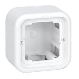 Caja de superficie alta 1 elemento blanco Simon 31 Ref. 31751-30
