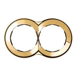 Marco 2 elementos oro Simon 88620-36