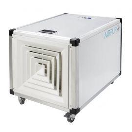 Purificador de aire portátil 80 m² S&P PAP 850 H14