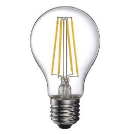 Bombilla led filamento E27 4,6W 827 blanco cálido Mazda