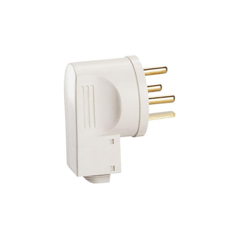 Pequeño material eléctrico LEGRAND Clavija Trifásica Legrand 3P+T 20A 400V 055155