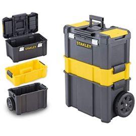 Caja de herramientas 3 compartimentos Essential Stanley STST1-80151