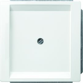 Tapa ciega blanco polar Siemens Delta Style 5TG1330-0WH