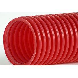 Tubo subterráneo Aiscan-DRN diámetro 63 mm naranja rollo 100/50 metros