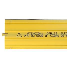 Placa protección de cables enterrados Aiscan P100 de 1 metro