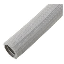 Tubo corrugado forrado de PVC diámetro 25 mm rollo 75 metros Aiscan GRG25