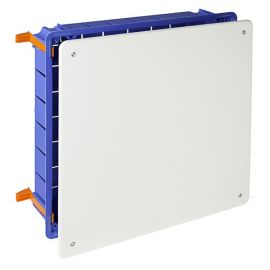 Caja de empalmes 250x250 tapa tornillo para tabique hueco Solera 324GW