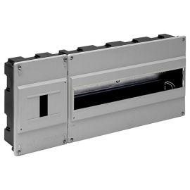 Cuadro de automáticos empotrar + ICP 16 elementos gris Solera