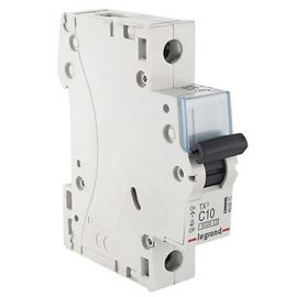 Interruptor Automático Magnetotérmico 1P 10A TX3 Legrand 403575