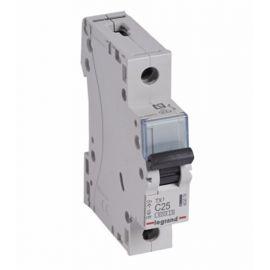 Interruptor Automático Magnetotérmico 1P 25A TX3 Legrand 403578