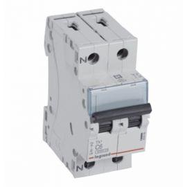 Interruptor Automático Magnetotérmico 1P+N 6A TX3 Legrand 403584