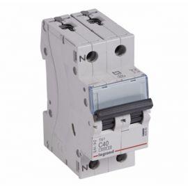 Interruptor Automático Magnetotérmico 1P+N 40A TX3 Legrand 403590