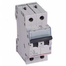 Interruptor Automático Magnetotérmico 2P 6A TX3 Legrand 403604
